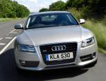 Audi A5 Coupe cost 2009