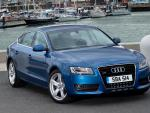 A5 Sportback Audi reviews 2005