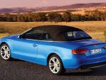 S5 Cabriolet Audi reviews 2009