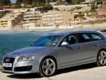 RS6 Audi reviews 2006