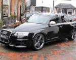 Audi RS6 Avant how mach suv