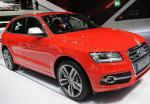 SQ5 Audi configuration hatchback