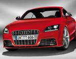 Audi TTS Coupe review 2012