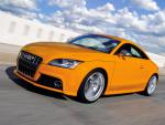 TTS Coupe Audi model hatchback