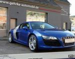 Audi R8 Coupe review hatchback