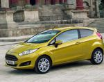 Fiesta 3 doors Ford lease 2012