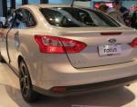 Focus Sedan Ford review hatchback