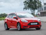 Focus 5 doors Ford lease hatchback