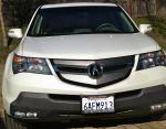 MDX Acura lease 2007