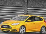 Focus ST 5 doors Ford configuration hatchback