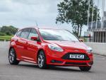 Focus ST 5 doors Ford review 2012
