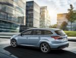 Ford Focus ST Wagon configuration 2014
