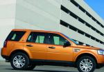 Freelander 2 Land Rover model 2013