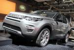 Land Rover Discovery Sport new 2013