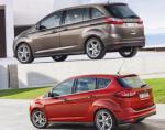 Ford Grand C-Max prices 2011
