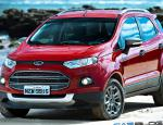 EcoSport Ford model hatchback