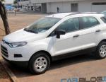 EcoSport Ford price liftback