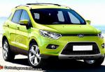 Ford EcoSport cost 2012