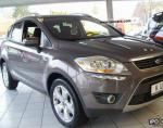 Ford Kuga review wagon