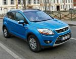 Kuga Ford usa hatchback