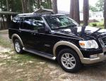 Ford Explorer tuning hatchback