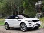 Range Rover Evoque Coupe Land Rover review sedan