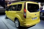Ford Tourneo Connect auto show