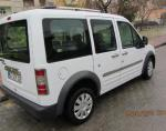 Ford Tourneo Connect how mach 2012