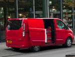 Ford Transit Custom review wagon
