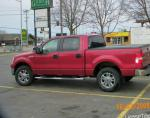 Ford F-150 SuperCrew approved 2008