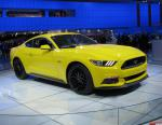 Mustang Ford Specifications 2011