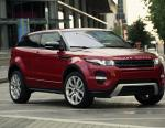 Land Rover Range Rover Evoque Coupe lease sedan