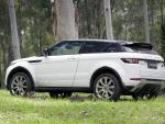 Range Rover Evoque Coupe Land Rover auto sedan