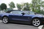 Ford Mustang Convertible for sale 2013