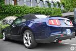Ford Mustang Convertible review 2009