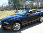 Ford Mustang Convertible sale 2013