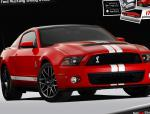 Ford Mustang spec suv