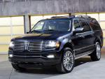 Lincoln Navigator approved 2012