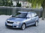 Skoda Fabia Combi reviews 2008
