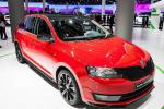 Spaceback Skoda new hatchback