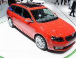 Skoda Octavia A7 model hatchback