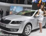 Octavia A7 Combi Skoda reviews 2011