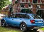 Octavia A7 Scout Skoda reviews 2005