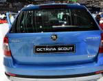 Skoda Octavia A7 Scout Specification minivan