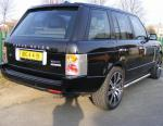 Range Rover Sport Land Rover Characteristics hatchback