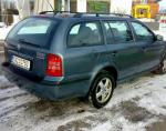 Skoda Octavia Tour Combi review 2011