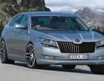 Skoda Superb price suv