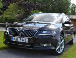Superb Combi Skoda Specifications 2014
