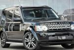 Discovery 4 Land Rover Specifications suv