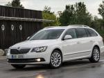 Skoda Superb lease 2006